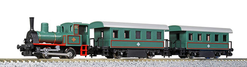 Kato 10-503-1 Pocket Line Series Steam Locomotive (With new Power Unit)  N Scale