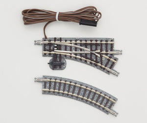 Tomix 1231 Mini curve rail C177 (F) (30 ° 60 ° 2 pcs set ) N Scale