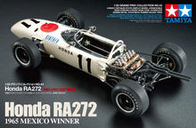 Tamiya 20043 Honda RA272 1965 Mexico Winner 1/20 Grand Prix Collection No.43