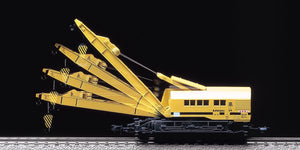 Tomix 2771 Railway Crane Type SO80 ( with Flat Wagon CHIKI 7000 ) N Scale
