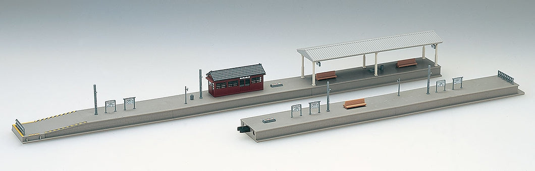 Tomix 4057 Island Plathome Set Local Type   N Scale