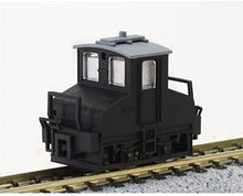 Tsugawayokou 14043 Choshi Electric Train Demo 3 Electric locomotive (initial trolley pole specification / body color black / with power) N Scale