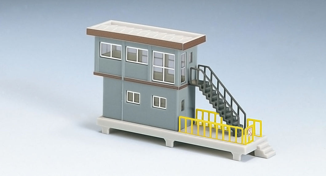 Tomix 4224 Signal Station Gray N Scale