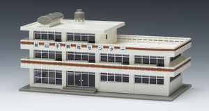 Tomix 4225 Railroad Office (White) N Scale