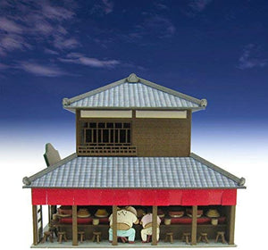 Sankei MK07-26 Studio Ghibli Mysterious Town Away 4 1/150 Paper Craft