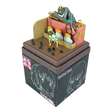 Sankei MP07-12 Studio Ghibli Mini Kamaji & Chihiro Spirited Away Paper Craft