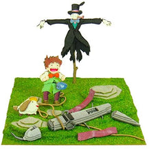 Sankei MP07-35 Studio Ghibli Prince Justin Turnip Head, Markl & Hin Paper Craft