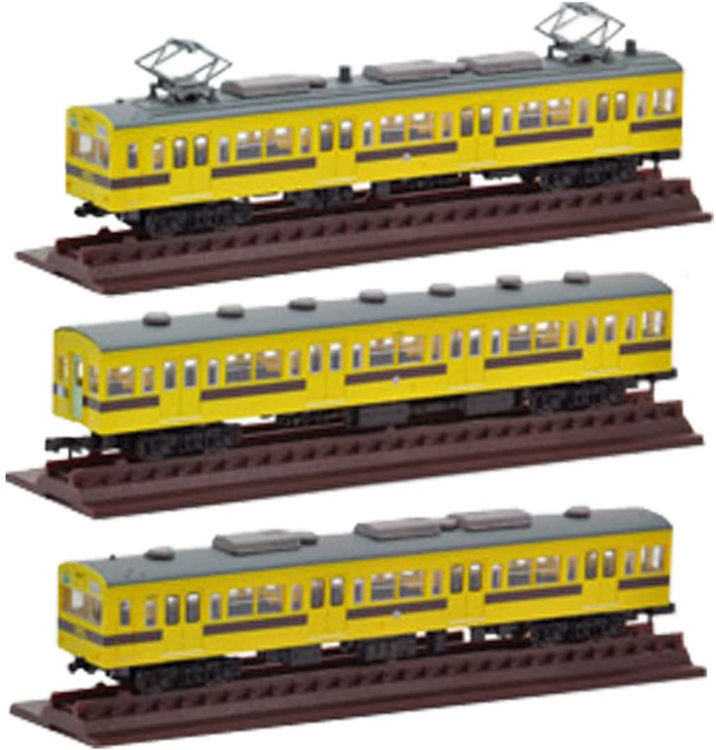 Tomytec 250647 Tetsukore Chichibu 1000 series old paint cold break 3 cars