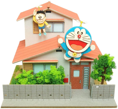 Sankei MP08-09 Doraemon Takecopter Paper Craft