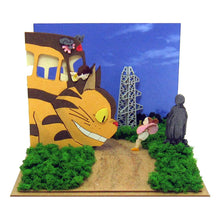 "Sankei MP07-90 Studio Ghibli My Neighbor Totoro"" Got the lost Mei"" Paper Craft…"