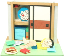 Sankei MP08-12 Doraemon Sleeping Paper Craft