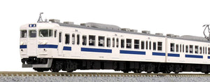 Kato 10-1536 Series 415 Joban Line New Color 4-Car Add-On Set  N Scale