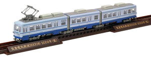 Tomytec 281580 Chikuho Electric Railway Type 2000 No.2003 Blue N Scale No Power