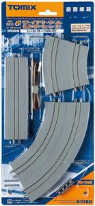 Tomix 91086 Wide Tram Super Mini Rail Set Endless Set (Rail Pattern SA-WT)