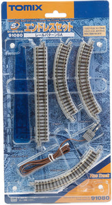 Tomix 91080 Super Mini Rail Set Endless Set (Rail Pattern SA) N Scale