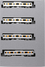 Kato 10-1593  Tobu Railway Tojo Line 50070 Add-On Set A (4-Car) N Scale