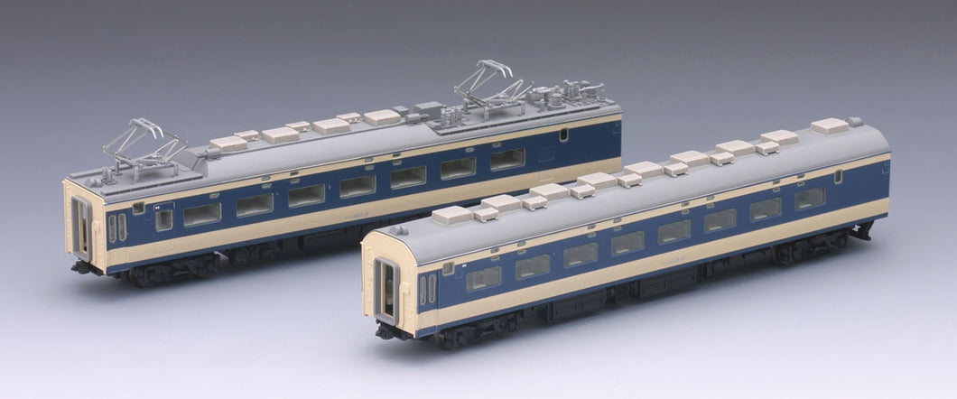 Tomix 92327 583 Series Limited Express Train Add-on Set (M) (2 Cars) N Scale