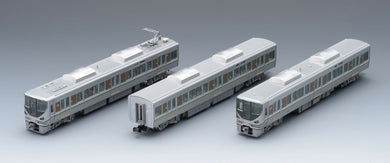 Tomix 92420 Suburban Train 225-0 Type Basic Set A 3 Cars N Scale