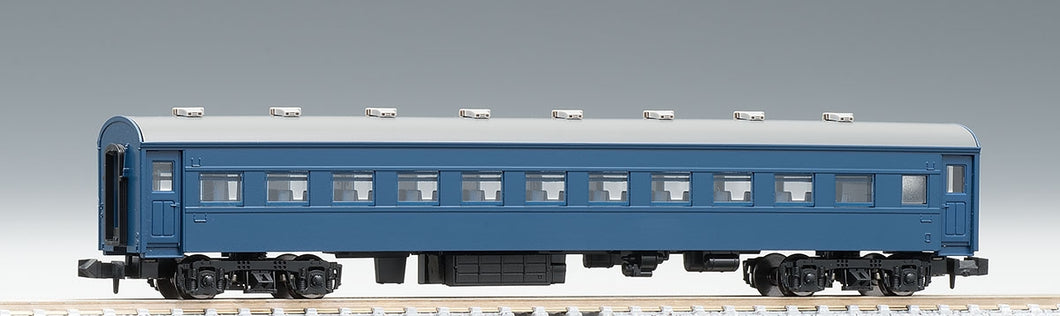 Tomix 9516 Passenger Car SUHA 45 Blue N Scale