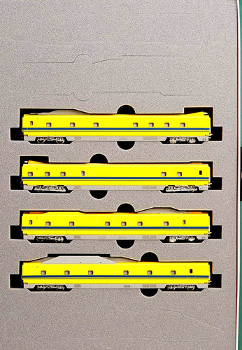 Kato  10-897 923 Type 3000 Doctor Yellow Add On  N Scale