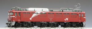 Tomix HO-2008 JR EF81 Electric Locomotive  Unit 81  Hokutosei HO Scale