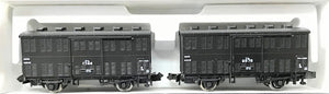 Kato 8057 Freight Car TUMU 1000 2-Car Set N Scale