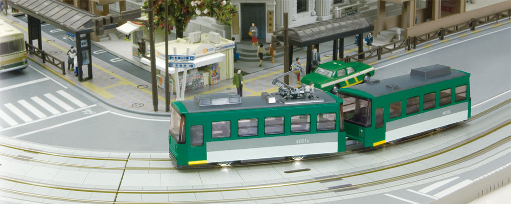 Kato 14-503-1 Pocket Line Series Tram  N Scale