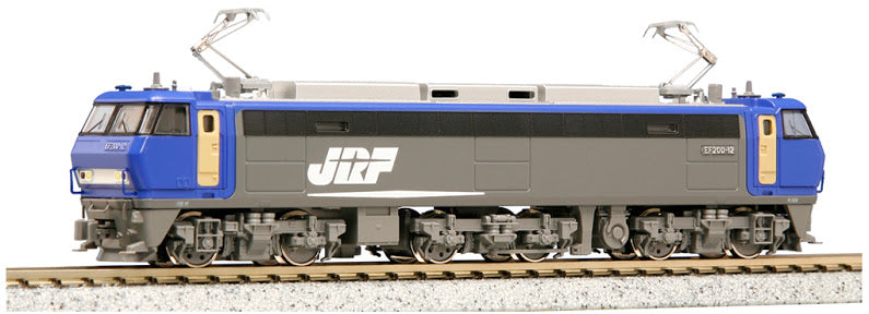 Kato 3036-1 Electric Locomotive EF200 New Paint Scheme N Scale