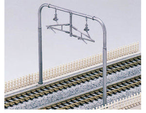Kato 23-057 Arch-Shaped Catenary Pole for Double-Track Plate N Scale