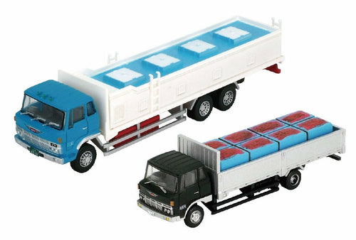 Tomytec 287889 Fish Transport Truck A  N Scale