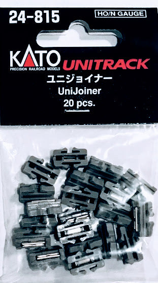 Kato UNITRACK 24-815 Unijoiner 20 pcs N Scale