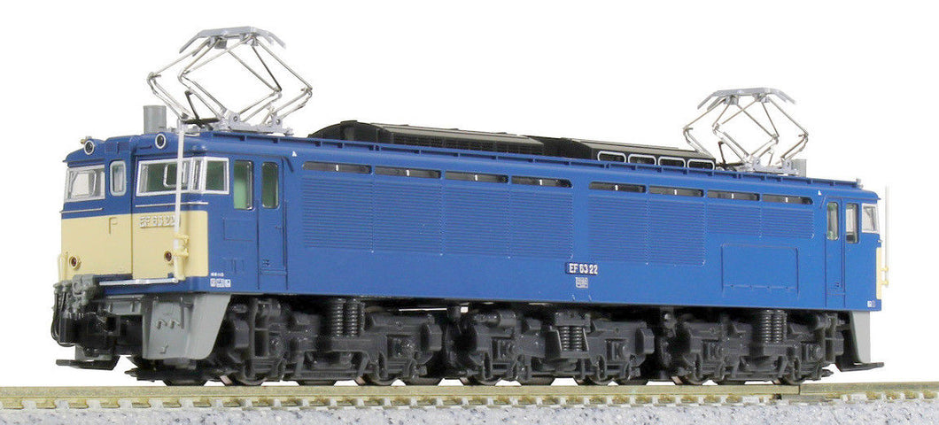 Kato 3085-2 Electric Locomotive Second Version JR Type N Scale