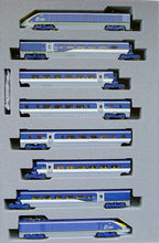 Kato 10-1297 EUROSTAR New Color e300 8 Cars Set N Scale
