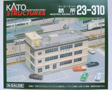 Kato 23-310 Industrial Building Kit N Scale