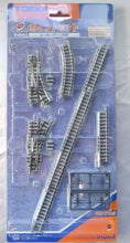 Tomix 91082 Mini Rail Turnout Set N Scale