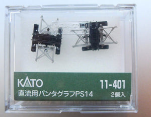Kato 11-401  DC Pantograph Type PS14 N Scale