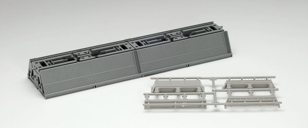 Tomix 3229 Embankment for Wide Tracks Extension Set N Scale