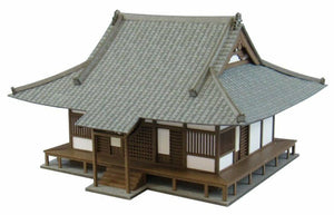 Sankei  MP03-46 Japanese Temple B  N Scale