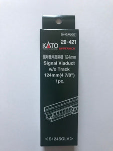 Kato 20-421 Signal Viaduct 124 mm 1 pc N Scale