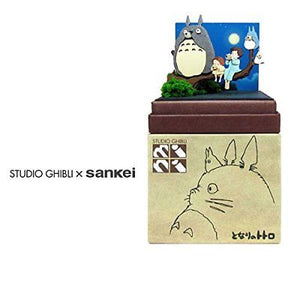 Sankei MP07-89 Studio Ghibli My Neighbor Totoro Tone of Ocarina Paper Craft