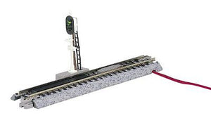 Kato 20-605 Automatic 3 Color Signal Straight Track 124mm 1 pc N Scale