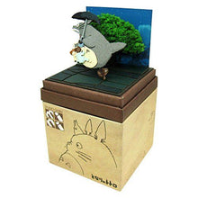 Sankei MP07-88 Ghibli My Neighbor Totoro Totoro and Pleasure Boat Paper Craft
