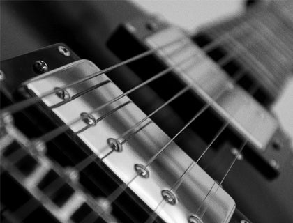 Guitar pickups explained