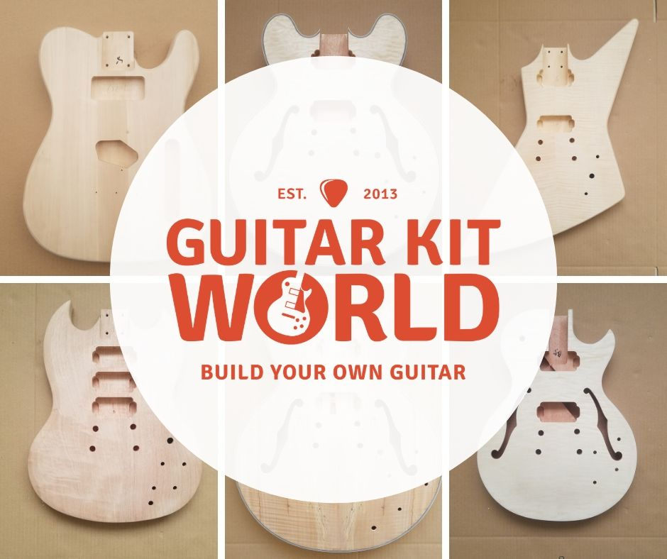 Guitar Kits for Building Electric & B Guitars– Guitar Kit ... on