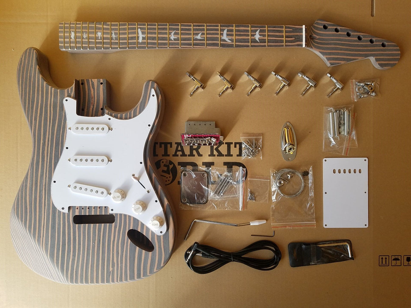 Guitar Kits For Building Electric Bass Guitars Kit World Fender Tex Mex Wiring Diagram Have Questions