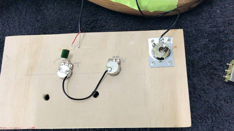 connecting the ground circuit