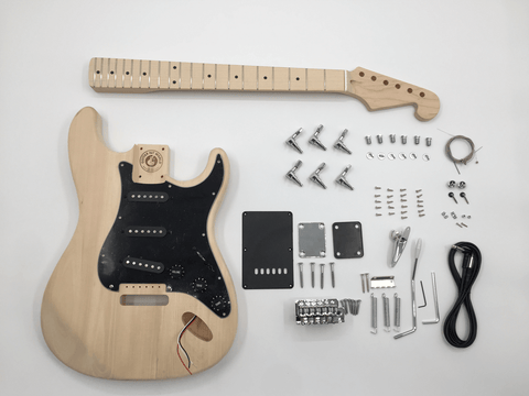 ST style guitar kit