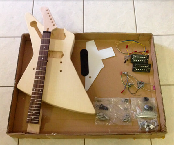 EXP Guitar Kit