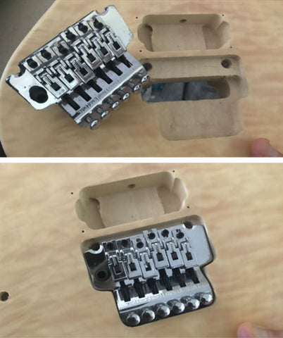 Floyd Rose Bridge