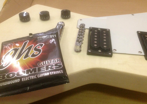 New guitar strings